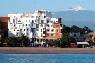 Hotel Villa Athena Đardini Naksos