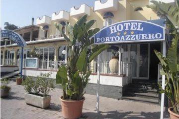 Hotel Porto Azzurro Djardini Naksos