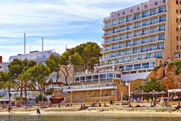 Hotel Flamboyan Caribe 4* Magalluf Majorka