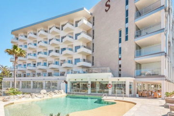 Hotel Pure Salt Garonda 5* Playa De Palma Majorka