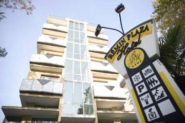 Hotel Remin Plaza 4* Rimini