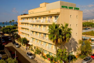 Hotel Sant Jordi 3* Playa De Palma Majorka