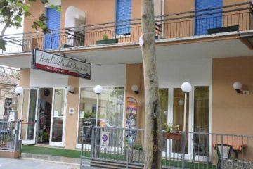 Hotel Villa Del Bagnino Rimini