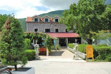 Turistički kompleks Fanfani 3* Đenovići