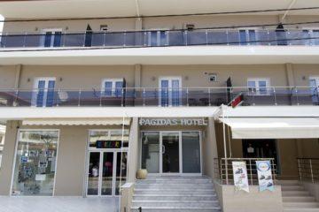 Hanioti apartmani, Vila Pagidas Hanioti
