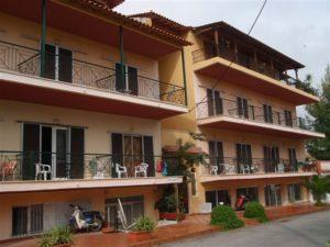 Pefkohori apartmani, Vila Atina Pefkohori