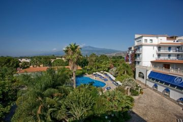 HOTEL SANT ALPHIO GARDEN HOTEL&SPA Djardini Naksos