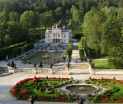 Dvorci Bavarske Nemačka