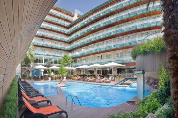Hotel Kaktus Playa 3+* Calella Costa Brava