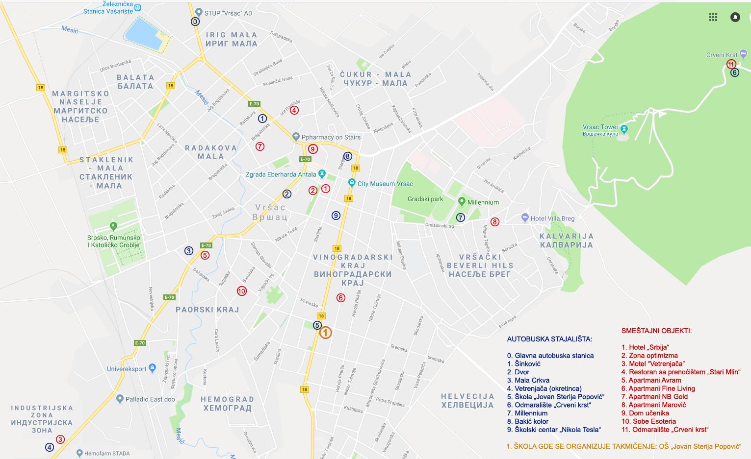 Mapa-VS