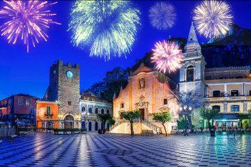 Sicilija Nova godina