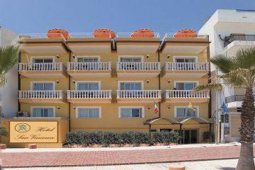 Hotel San Vincenzo Sicilija STUPtravel