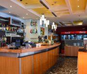 Bar hotela Vassilia u Rodosu u Grčkoj.