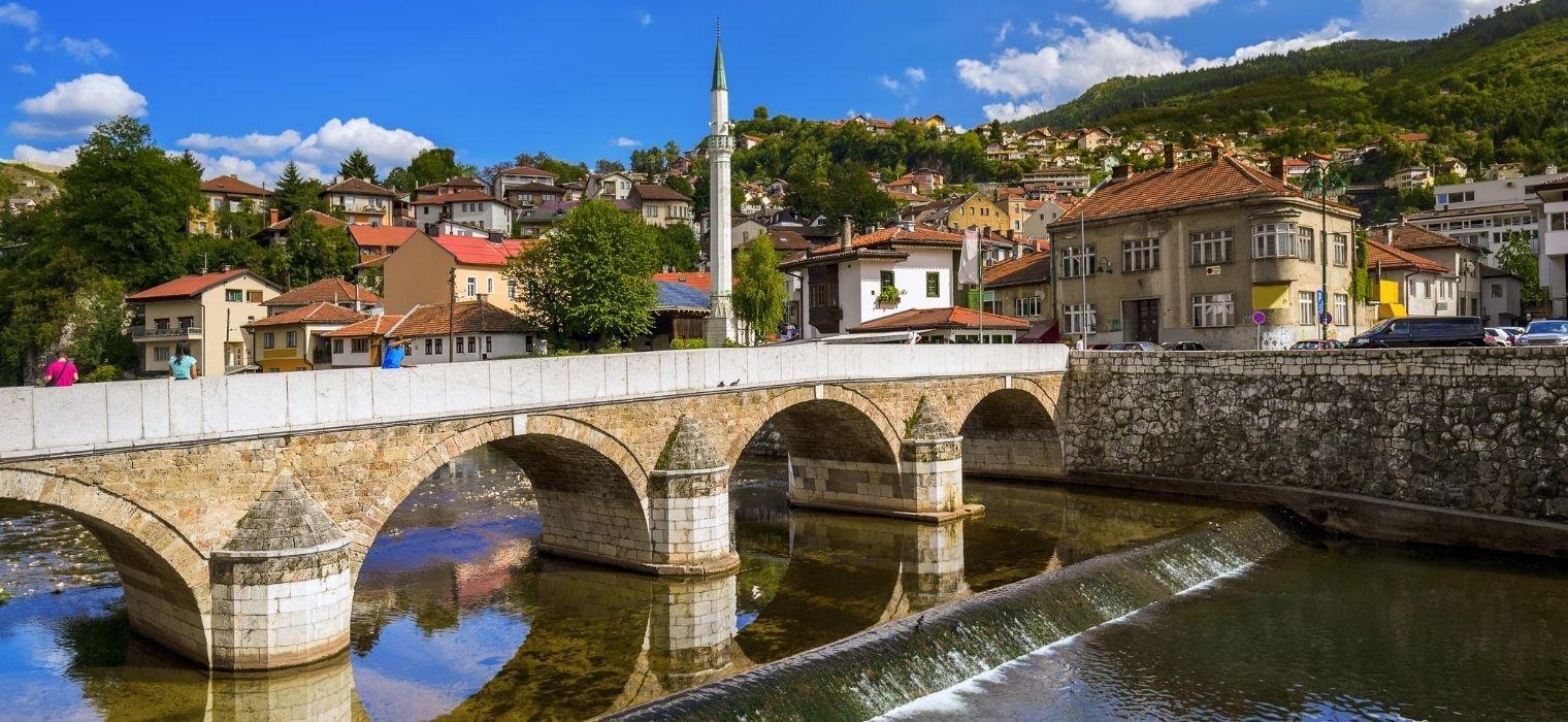 Sarajevo stari grad Stup Travel turistička agencija jednodnevni izlet