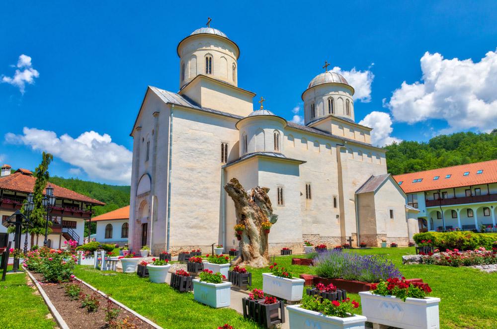 Manastir Mileseva STUP Travel Izleti Srbija