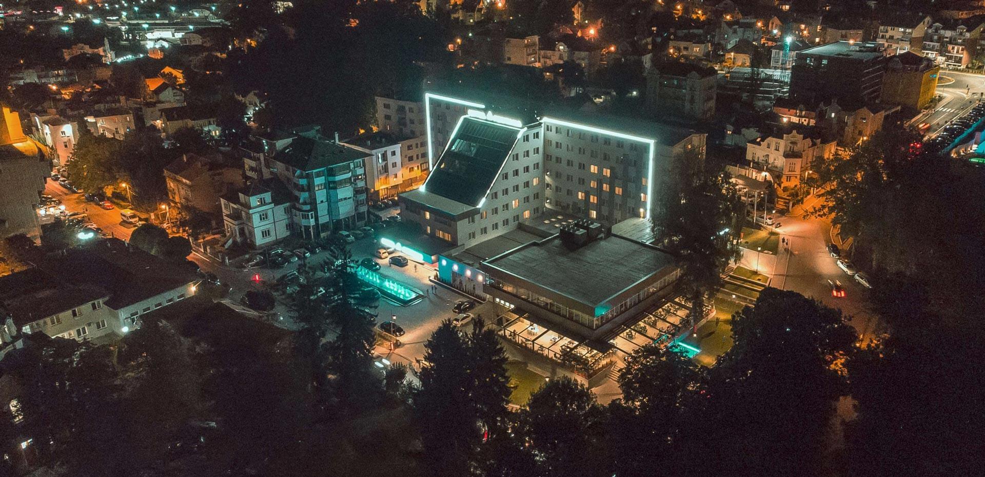 Hotel Fontana Vrnjacka Banja STUP travel