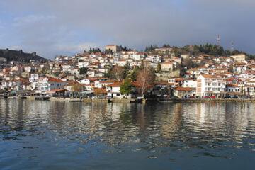 Ohrid STUP travel